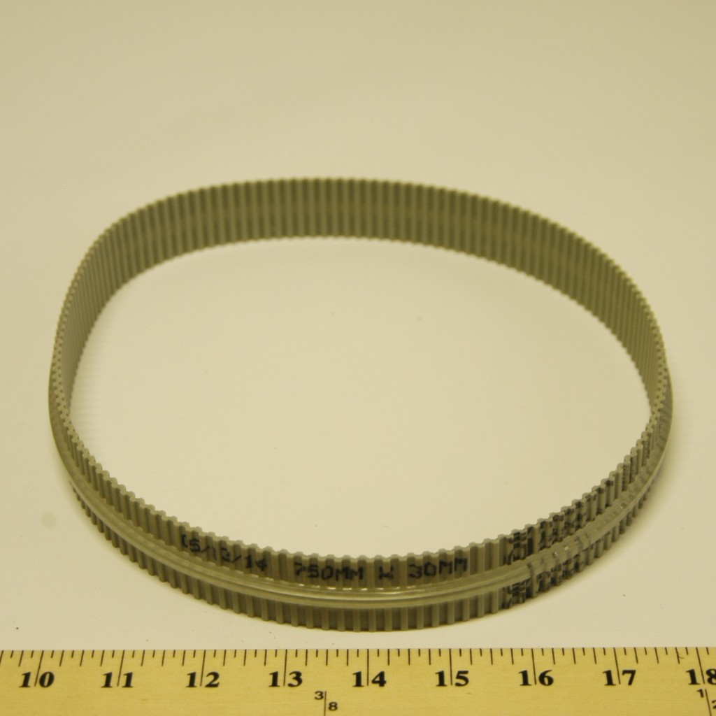 11734-Timing Belt Dual Tooth Endless w-K6 Guide - IWEB